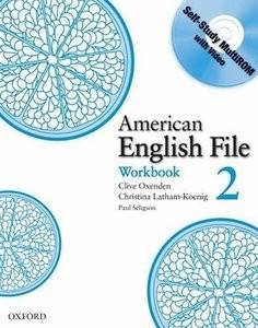 پاسخنامه تمرینات کتاب 2 American English File Workbook