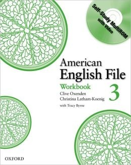 پاسخنامه تمرینات کتاب 3 American English File Workbook