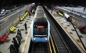 دانلود پاورپوینت درباره متروی تهران
