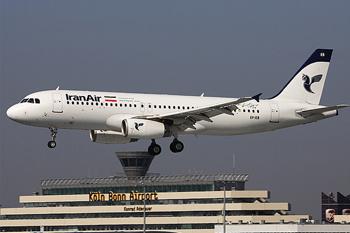 دانلود سوالات استخدامی مهمانداری هواپیمایی ایران ایر