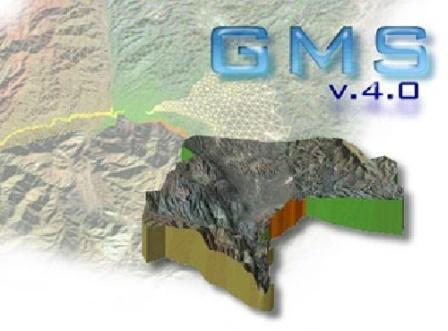 آموزش فارسی نرم افزار gms مدلسازی آبهای زیرزمینی