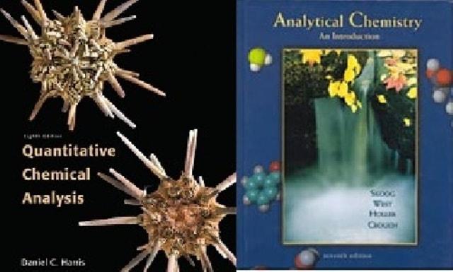 دانلود کتاب شیمی تجزیه دنیل هریس - حل المسائل