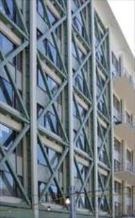 آموزش پوش اور یک ساختمان فولادی + مثال با ETABS