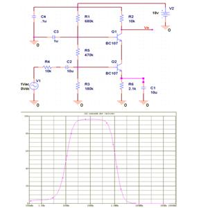 گزارش کار آزمایشگاه الکترونیک 3