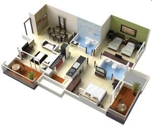 گزارش کارآموزی شیوه طراحی نقشه ساختمانی