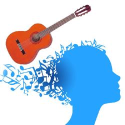 مقاله نقش موسیقی بر کاهش اضطراب فرمت ورد