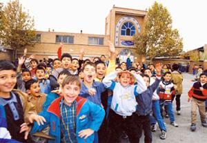 پروژه دلایل بی نظمی و بی انضباطی دانش آموزان