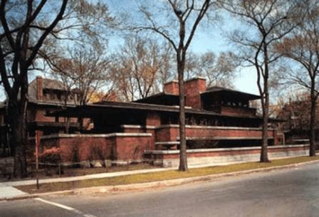 Robbies Analysis Frank Lloyd Wright - تحلیل خانه روبی فرانک لوید رایت