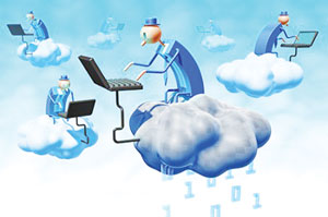 دانلود پروژه رایانش ابری