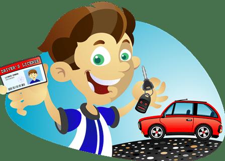 آزمون آیین نامه رانندگی (قبولی ۱۰۰٪)