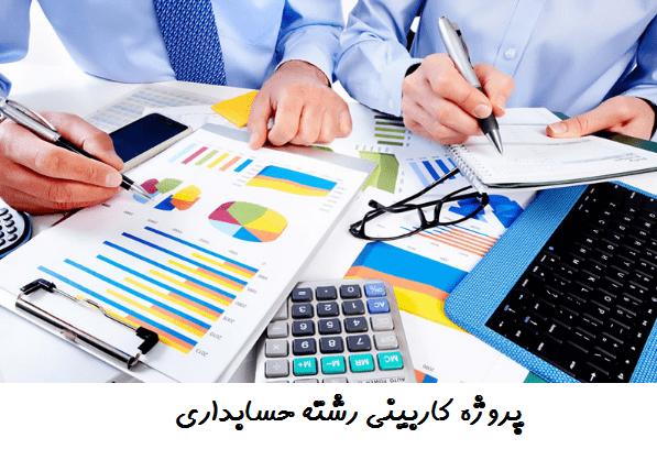 گزارش کاربینی رشته حسابداری