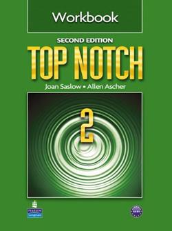 پاسخ تمرینات کتاب Top Notch 2 Workbook Second Edition